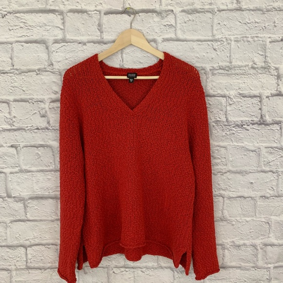 Eileen Fisher Sweaters - Eileen Fisher V-Neck Sweater